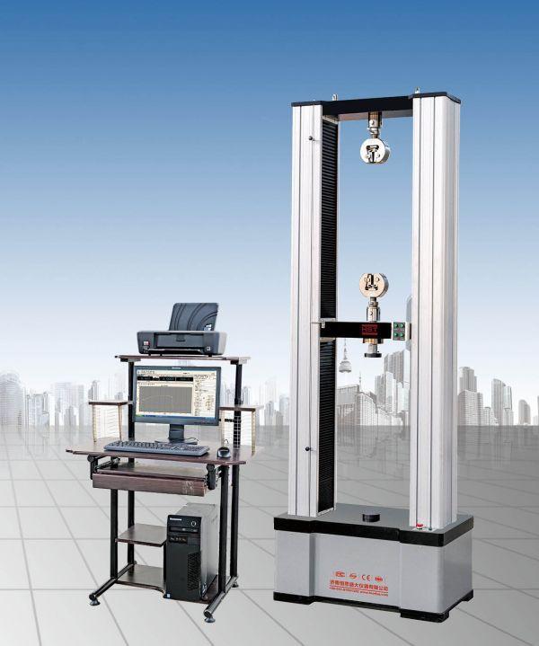 复合钢板弯曲强度试验机