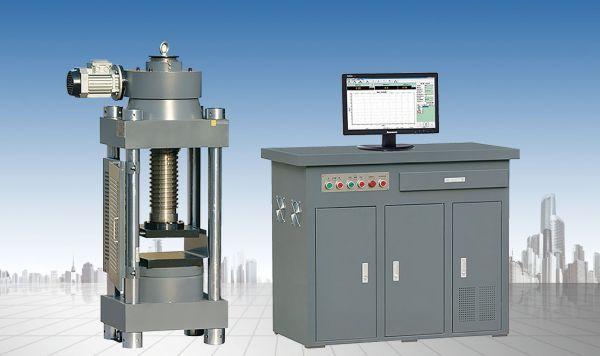 液晶式全自动压力试验机AW-300S