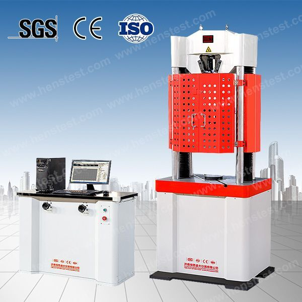 WEW-600B微机屏显式液压万能试验机