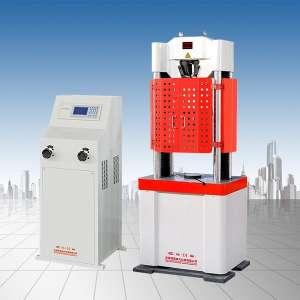数显式液压万能试验机