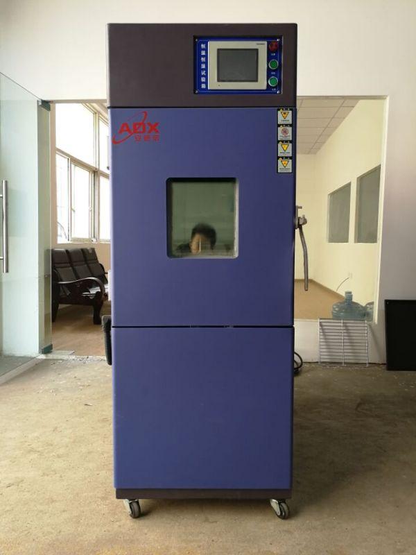 恒温恒湿试验箱蒸发器温度过低的原因
